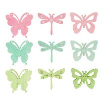 Giveaways Butterflies & Dragonflies 4cm 72kpl