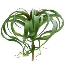 Keinotekoinen Tillandsia kiinni vihreänä 30cm