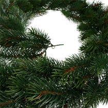 Kuusigranaatti pyöreä sidottu vihreä 190cm
