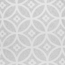 Pöytäteippi, kuvioitu harmaa 30cm x 300cm