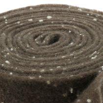 Potin saranahuopa teippi ruskea, pisteillä 15cm x 5m