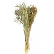 Kuivatut kukat DIY-sarja kuivattuun kukkakimppuun luonto 60cm