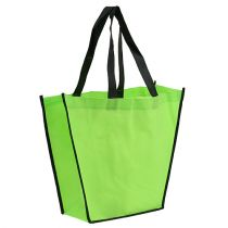 Fleecepussi vihreä 38cm x 32cm 1p