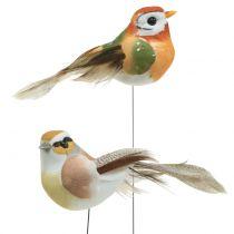 Linnut lanka luonteeltaan 9cm 12kpl