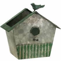 Metallinen linnutarha istutettavaksi H25.5cm