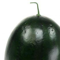 Vesimeloni keinotekoinen vihreä 30cm