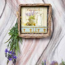 Paju kori laventeli motiivi 20cm