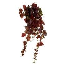 Vine Leaves ripustin vihreä, tummanpunainen 100cm