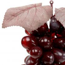 Keinotekoiset viinirypäleet Burgundy 25cm