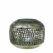Lyhty Orient antiikki ilme Ø18cm K14cm