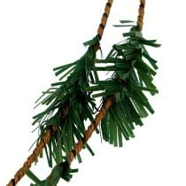 Cedar garland mini vihreä langalla 27m