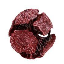 Sypressi käpyjä 3cm Tummanpunainen 500g