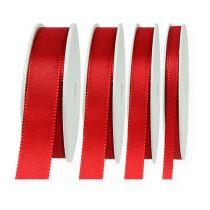 Sisustusnauha punainen 50m