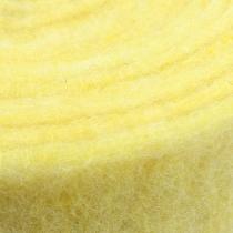 Huopanauha vaaleankeltainen 15cm 5m