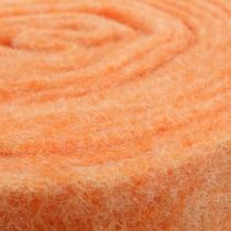 Huopanauha oranssi 15cm 5m