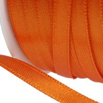 Lahja- ja koristelista 6mm x 50m oranssi