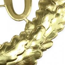 Vuosipäivä 70 kultaa Ø40cm