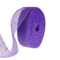 Juuttinauha violetti 5cm 40m 40cm 40m