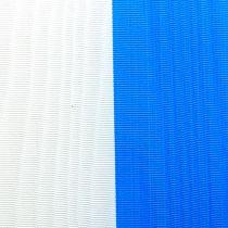 Seppeleiden nauhat moiré sinivalkoiset