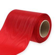 Seppeleen nauha punainen 125mm 25m