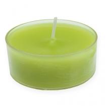 Maxi valot vihreät Ø5,7cm 4kpl