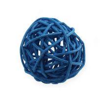 Rottinkipallo vaaleansininen, sininen, tummansininen 30kpl.
