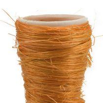Terävä maljakko sisal oranssi Ø4.5cm L60cm 5kpl