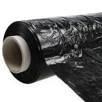 Joustokalvon käärekalvo musta 260 metriä