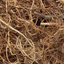 Koristeellinen kuitu Tamarind Fiber Natur käsityömateriaali luonnonkuitu 500g