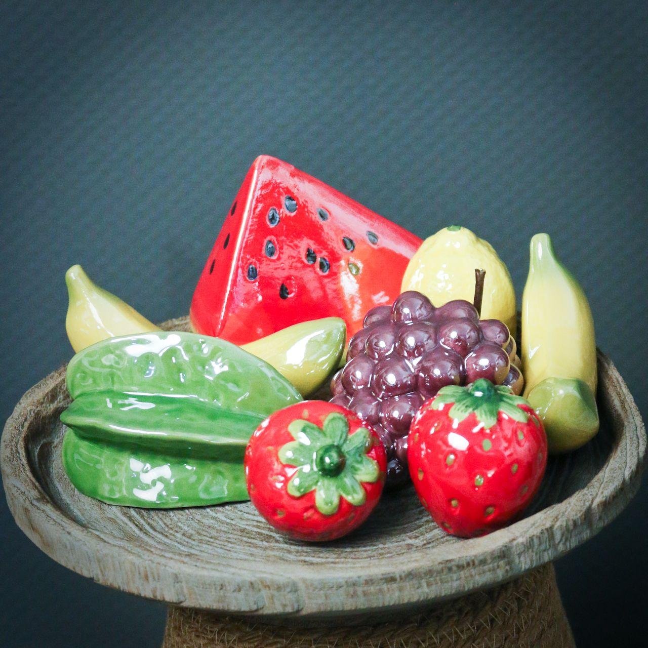 Melonipala keraaminen 12cm 3kpl