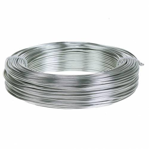 Alumiinilanka 2mm 1kg hopea