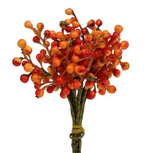 Marja nippu oranssi L20cm