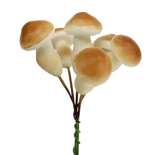 Koristeellinen sieni langalla 3cm - 5cm 24kpl