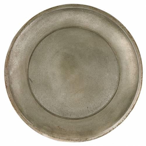 Koristeellinen lautasen samppanja Ø44cm