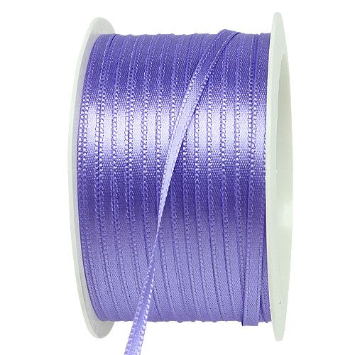 Lahja- ja koristelista 3mm x 50m violetti