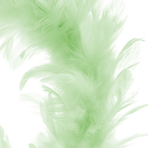 Kevään seppele vaaleanvihreä Ø20cm 3kpl