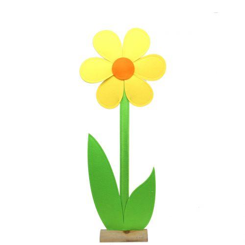 Huopakukka keltainen 87cm