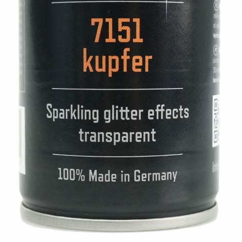 Tinsel Spray Copper 400ml