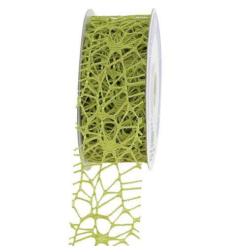 Ristikkoteippi vihreä 40mm 10m