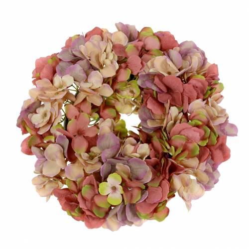Hortensian seppele vanha ruusu Ø30cm