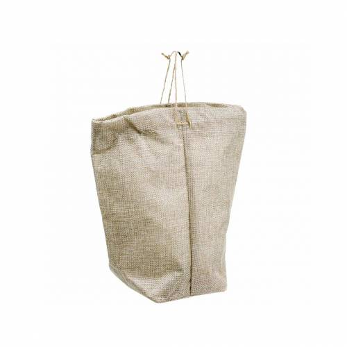 Juuttilaukku 13,5 × 11cm K25cm