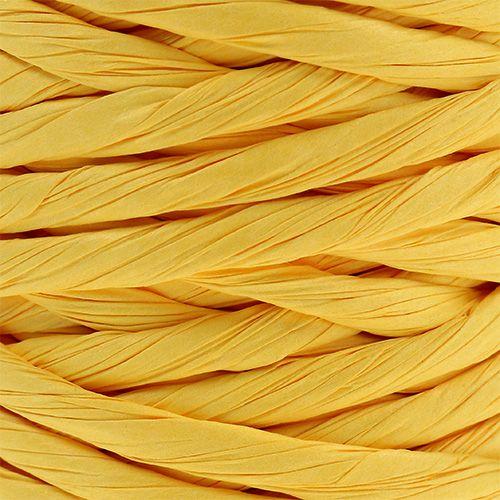 Paperijohto 6mm 23m keltainen