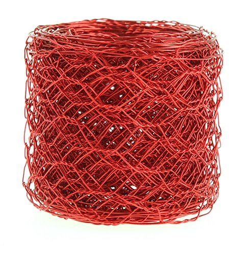 Kuusikulmainen punos 50mm 5m punainen