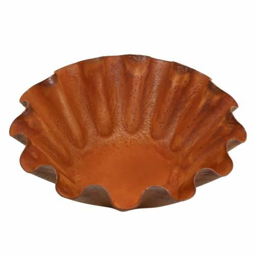 Koristeellinen kulho, leivinpannu, ruostumattomasta teräksestä valmistettu ritilä Ø12.5cm H4cm